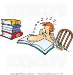 7-7-12 SLEEPING ON THE BOOK