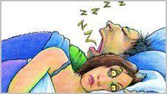 1-29-13  SNORING