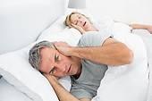 WOMAN SNORING 5-25-15